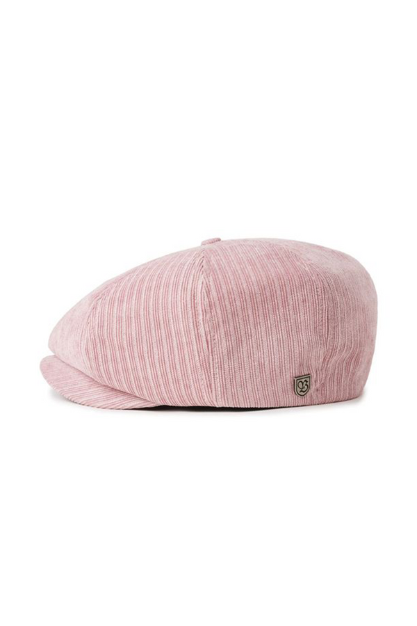 Pink Broods Cap by Brixton