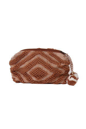 Blush Padma Cosmetic Bag