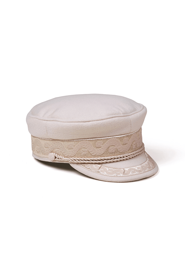 Blush Riviera Cap by Lack of Color