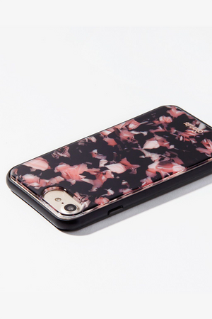 Rose Tortoise iPhone Case by Sonix