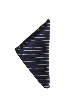 Striped Rush Bandana/ Tie Top by Vanessa Mooney