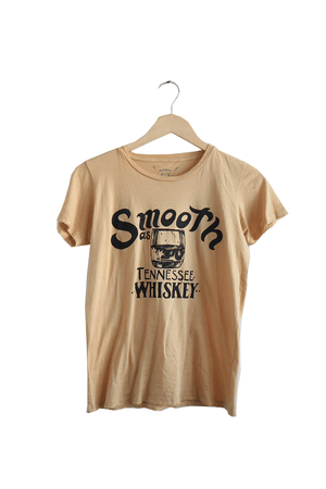 Smooth as Whiskey Tee by Bandit Brand