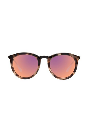 Tortoise No Smirking Sunnies by Le Specs