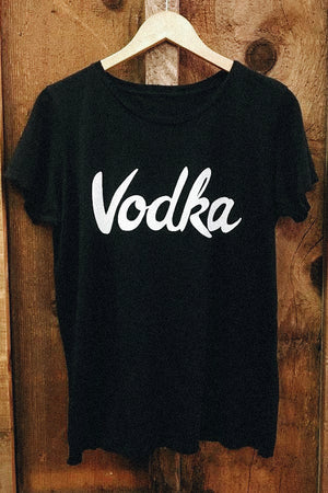 Vodka Tee by Bandit Brand