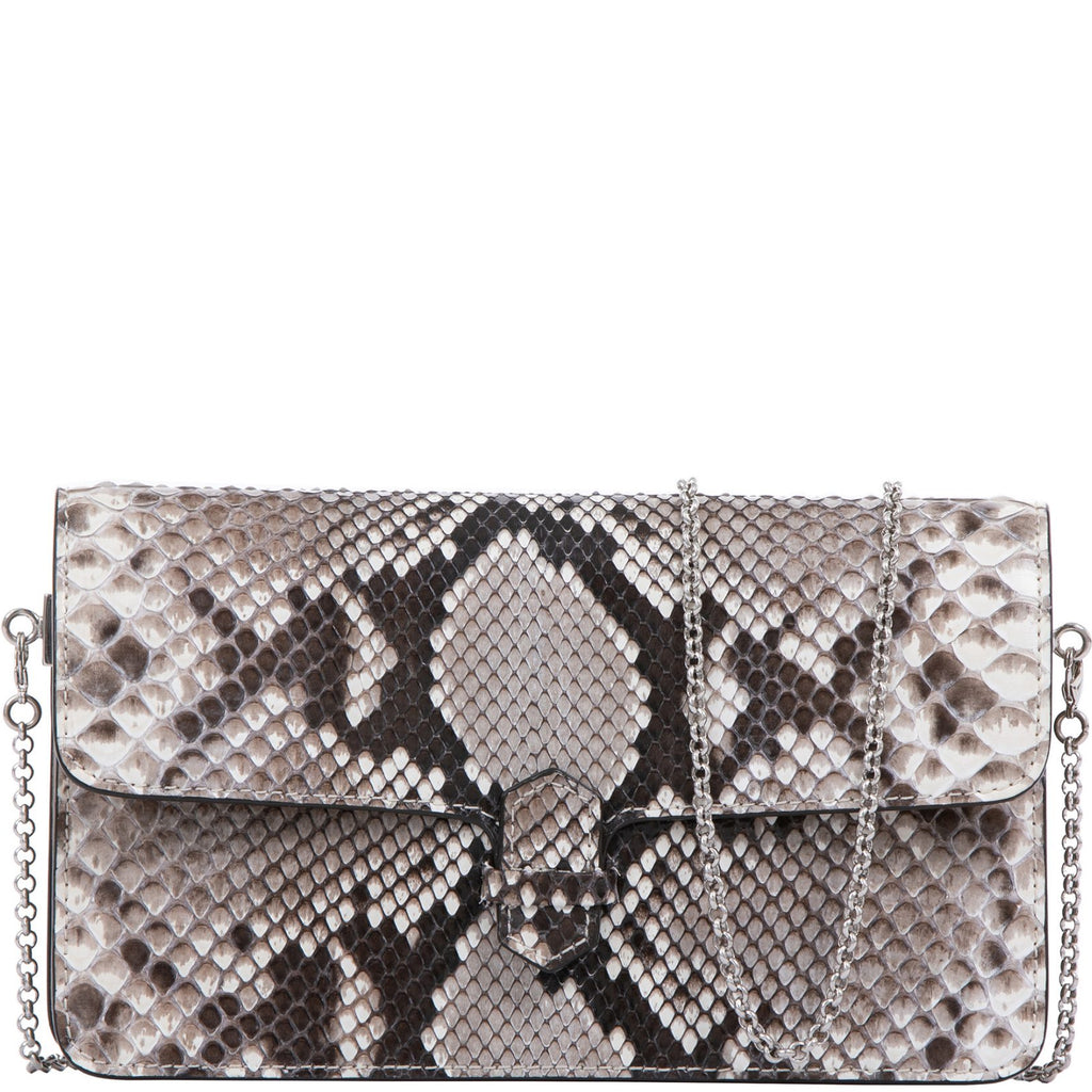 PARIS TEXAS - Natural Python bootie
