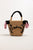 City Lights Collection-Jadore Luxury Straw Weave Hand Bag