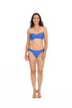 Twist Front Bandeau with Back Ties (Style 136)