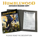 Humblewood ARC (Please read)