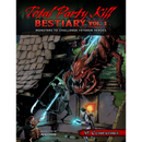 Total Party Kill: Bestiary Vol. 1 (Hardcover)
