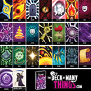 Bundle: Set of The Deck of Many + PDF