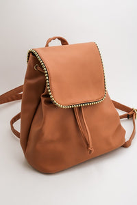 Nat's Backpack - Brown