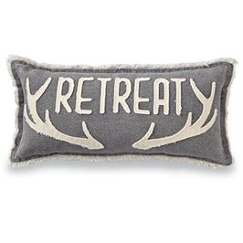 Retreat Lodge Pillow