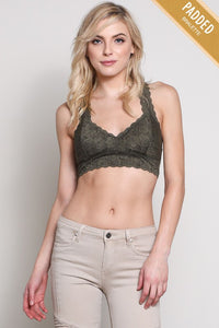 The Olive Beauty Bralette