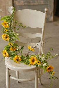 Sunflower Garland | Yellow