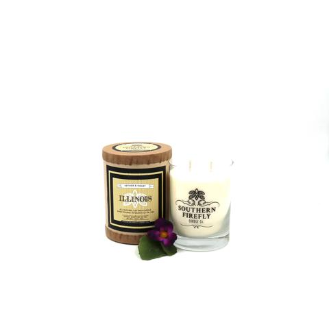 Southern Firefly Candle Co. - Illinois Candle