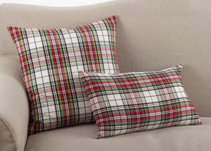 "Multi Colored Pillow - (Oblong 12""x20"")"