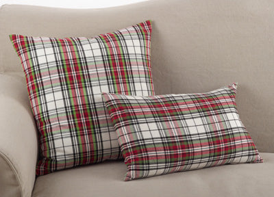 Multi Colored Pillow - (Oblong 12