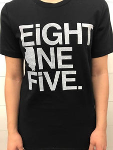 Eight One Five - Black
