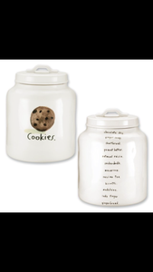 Rae Dunn Boutique Cookie Canister