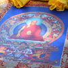 His Holiness the 14th Dalai Lama Thangka