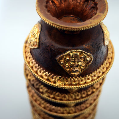 Gold Plated Offering Bowls
