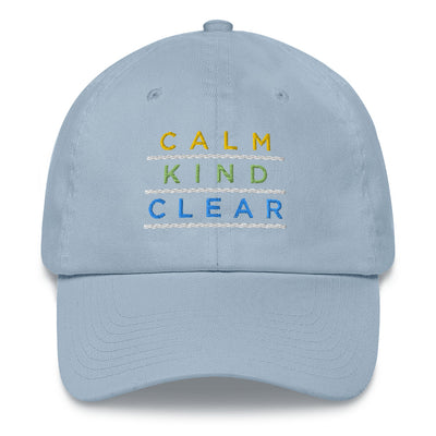 Calm Kind Clear Classic Hat