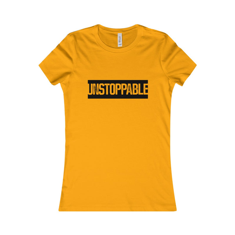 Unstoppable Women's favorite Tee