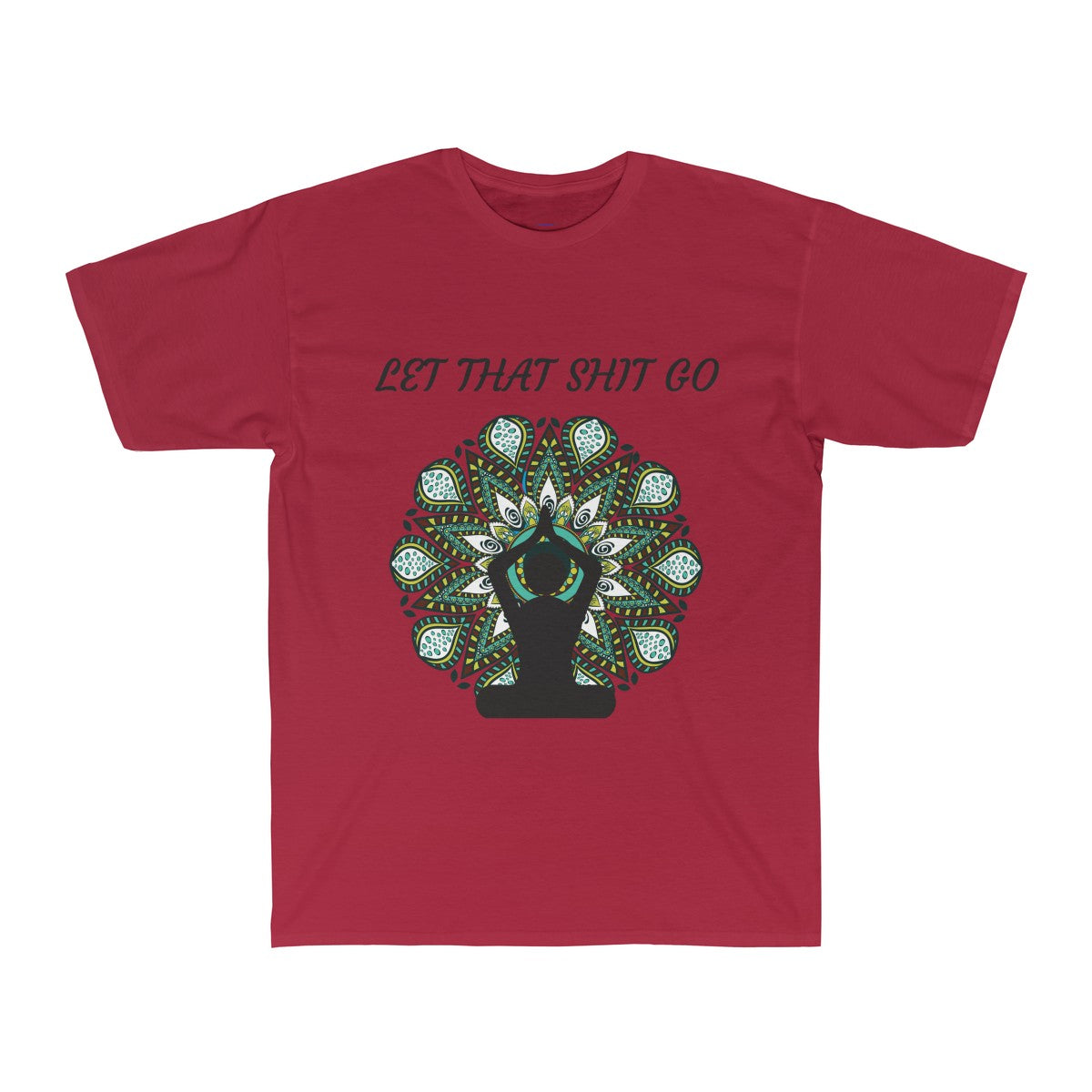 Let That Shit Go Surf Tee