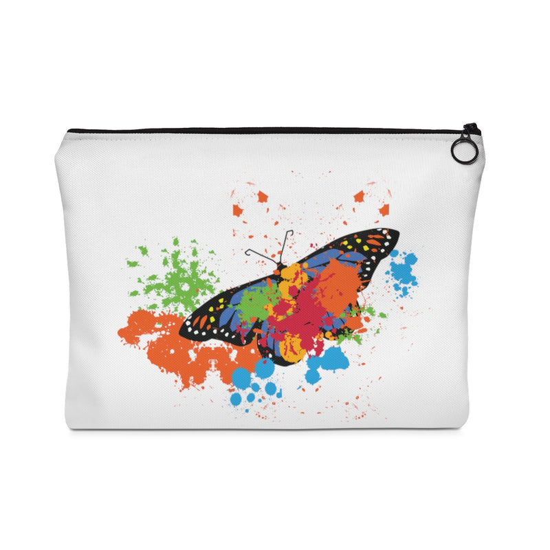 Stay Humble butterfly Carry All Pouch