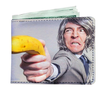 Gone bananas wallet