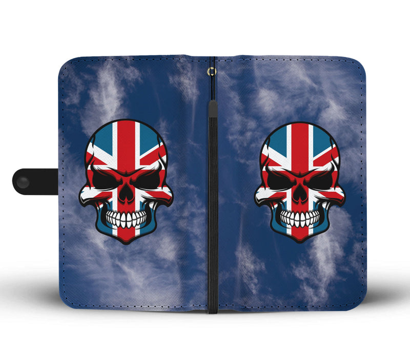 Skull Wallet Phone Case