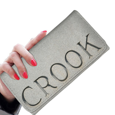 Concrete Crook Women's wallet