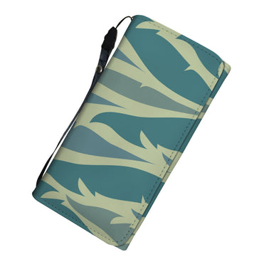 Camo Lined Women's wallet
