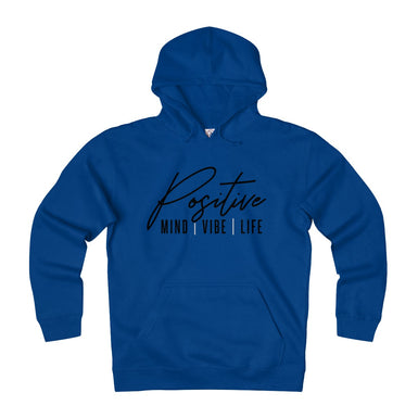 Positive vibe-Heavyweight Fleece Hoodie