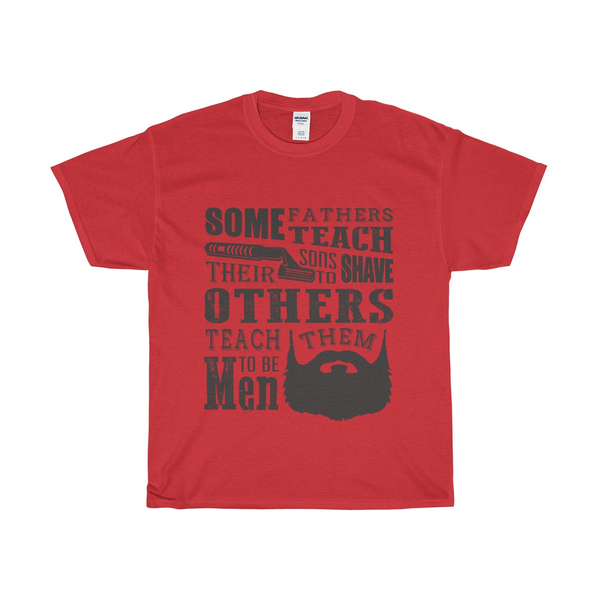 Teach your Value Cotton Tee
