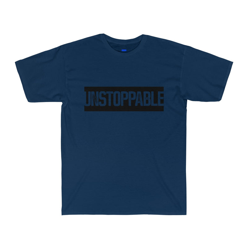 Unstoppable blue royal shirt and beautiful as it is.