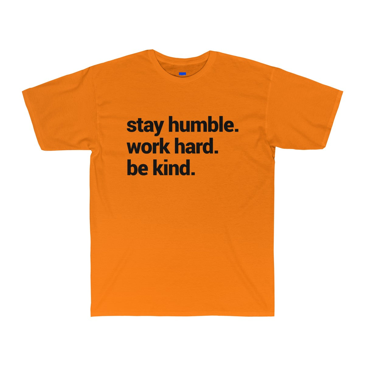 Humble-Men's fitted shirt