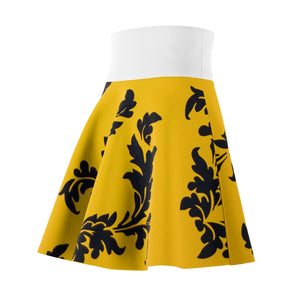Royal Regal  Skater Skirt