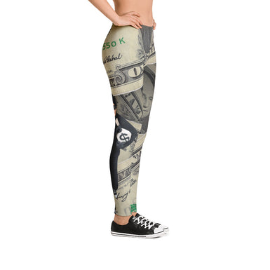 Money robber Leggings