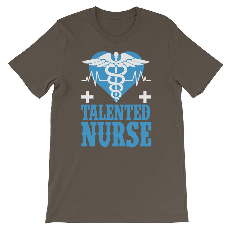 Nurse Talented Unisex T-Shirt
