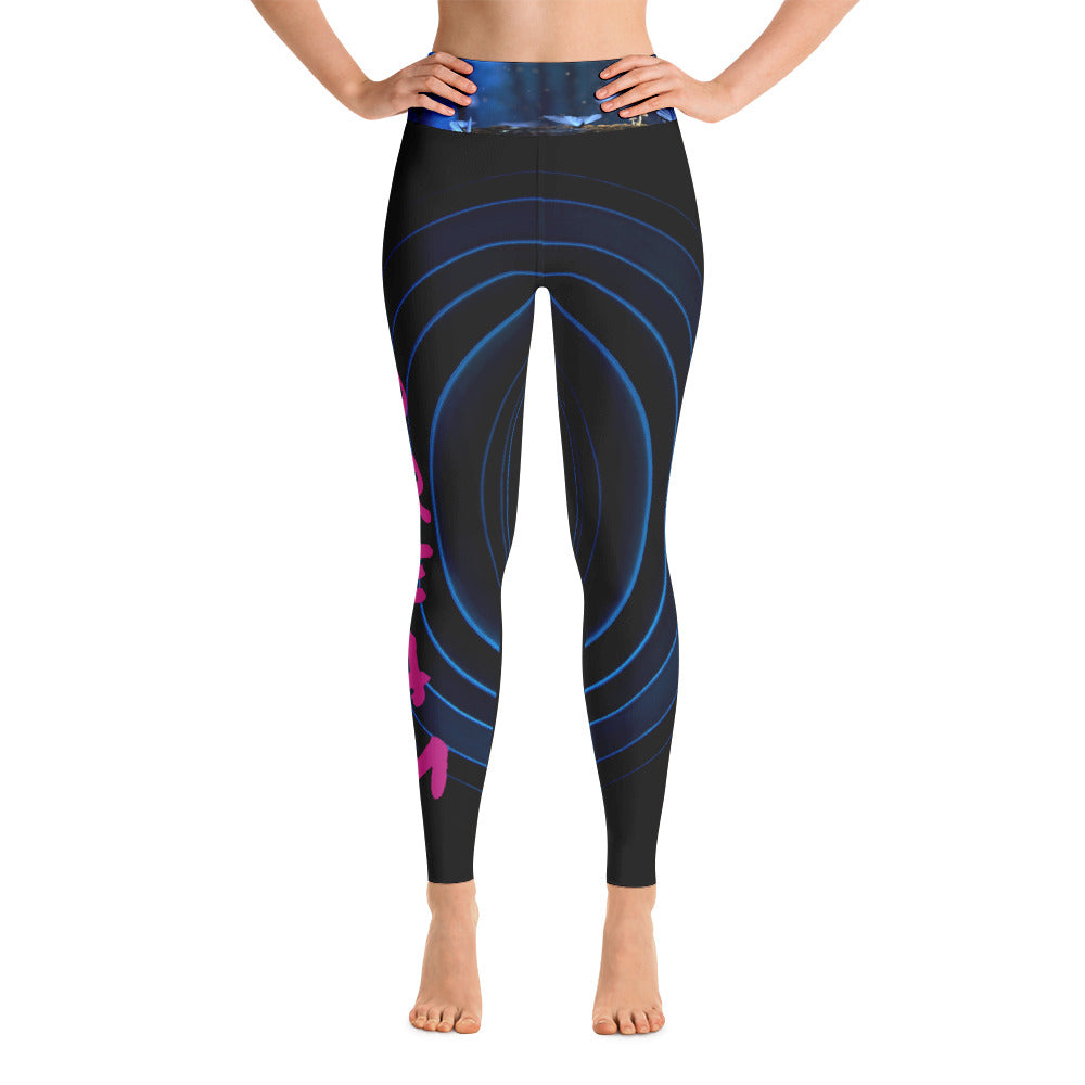 Dreams Open Yoga Leggings