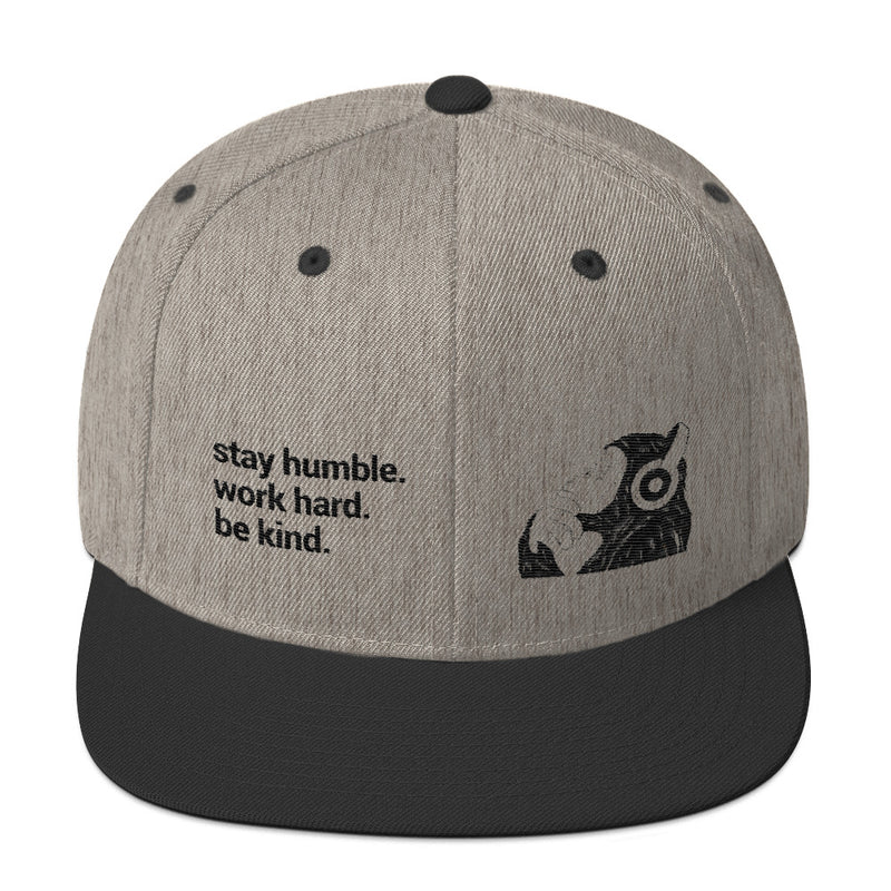 Be Kind Snapback Hat