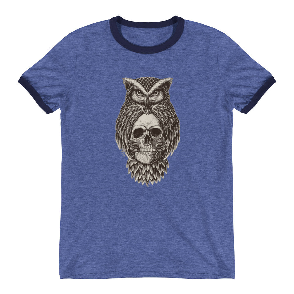 The Owls Ringer T-Shirt