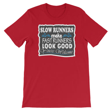 Slow Runners Unisex T-Shirt