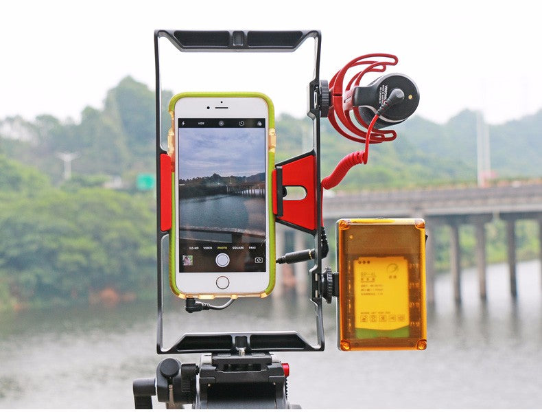 smart phone video rig