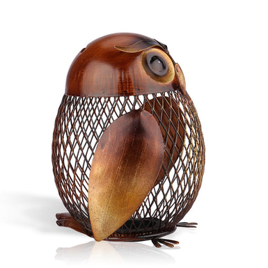 Handmade Owl Piggy bank