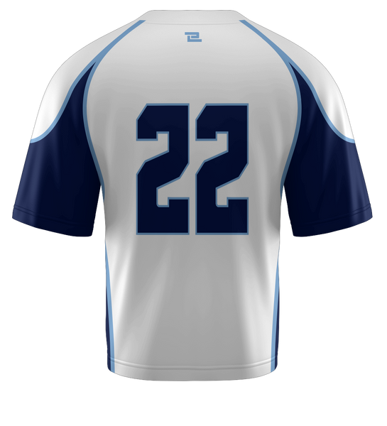 "ProLook Tackle/Twill ""Duke 10"" Lacrosse Jersey"