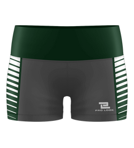 "ProLook Sublimated ""Eagles"" Volleyball Compression Shorts"