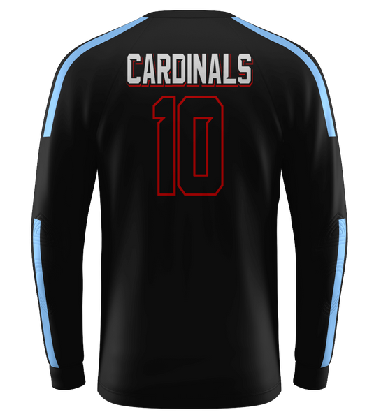 "ProLook Sublimated ""Eagles"" Soccer Goalie Jersey"