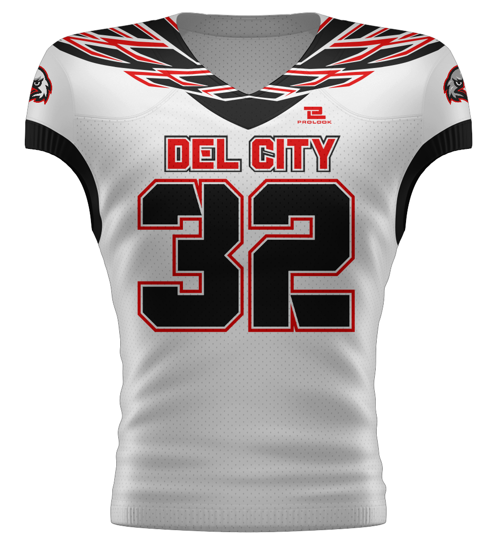 "ProLook Sublimated ""Eastern 17"" Football Jersey"